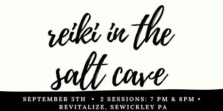 Reiki in the Salt Cave tickets