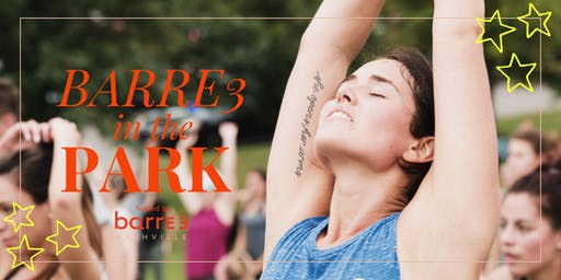 Barre3 in the Park 2019