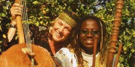 Prince Diabaté & Linda J. Albertano tickets