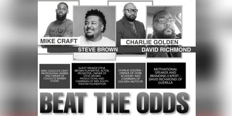 Beat The Odds A Black Male Entrepreneur Event tickets