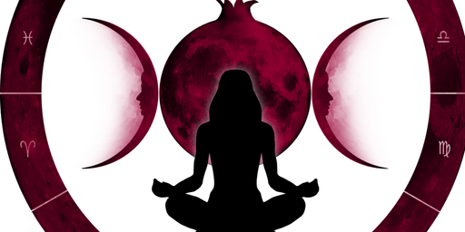 Persephone Yoga (Goth Yoga) Pop- Up