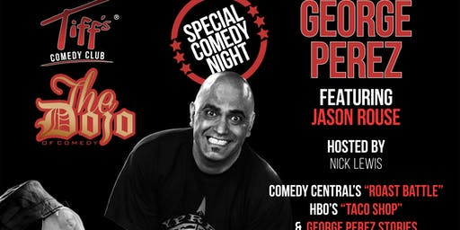 Special Night of Comedy with George Perez