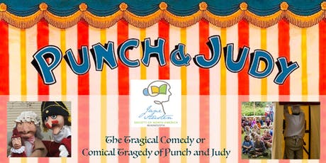 The Tragical Comedy or Comical Tragedy of Punch and Judy tickets