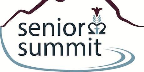 Senior Summit tickets