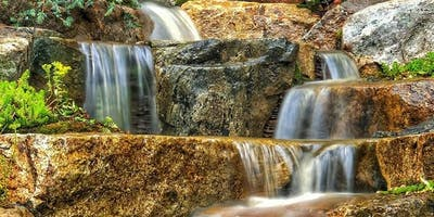 Live Waterfall Rebuild!
