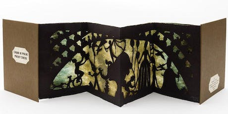 Bookmaking Workshop: Cut Books and More with Béatrice Coron tickets
