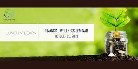 2019 Financial Wellness Seminar Philly 10/25/19 tickets