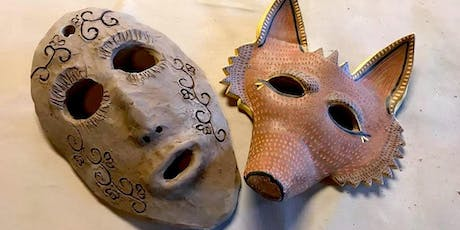 Clay Mask Workshop tickets