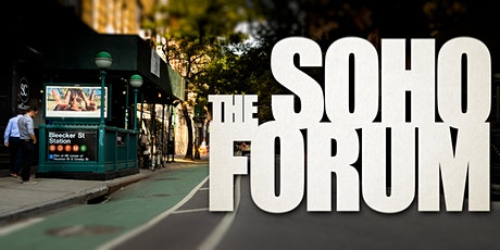 Soho Forum Debate: Tim Wu vs. Richard Epstein tickets