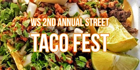 WEATHERED SOULS 2ND STREET TACO FEST 2019 tickets