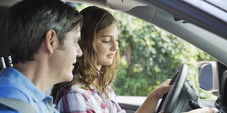 """""""Teen Driver? What Every Parent Should Know"""" tickets"""