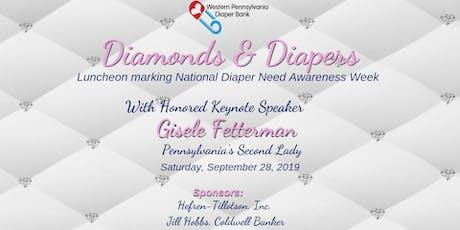 Diamonds & Diapers Luncheon tickets