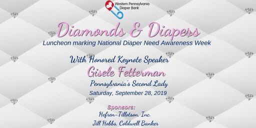 Diamonds & Diapers Luncheon