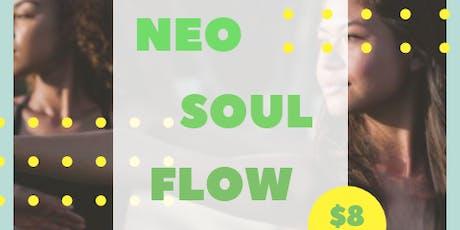 Neo Soul Flow tickets