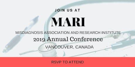 MARI 2019 Annual Conference, Vancouver, Canada tickets