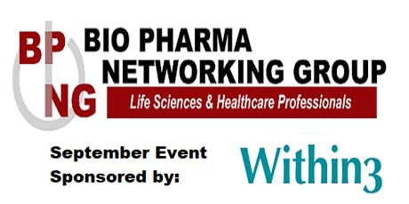 MA Bio Pharma Networking Group: September 2019 at Meadhall tickets