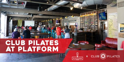 Club Pilates at Platform