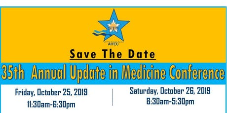 35th Annual Update in Medicine Conference tickets