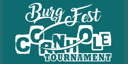 Burg Fest Cornhole Tournament