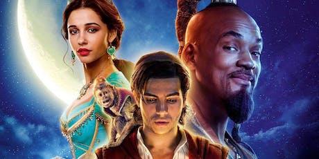 Ciné-famille Mont-Tremblant présente Aladdin billets