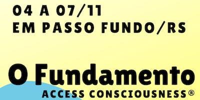 O Fundamento Access Consciousness