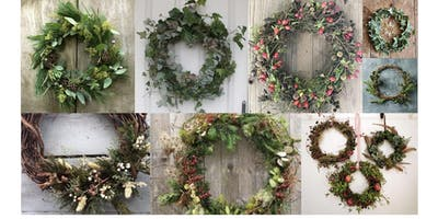 Wreath Making in the Woods - Fri 1st Nov