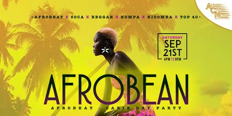 AfroBean | Afrobeat - Carib Day Party | FREE W/ RSVP tickets