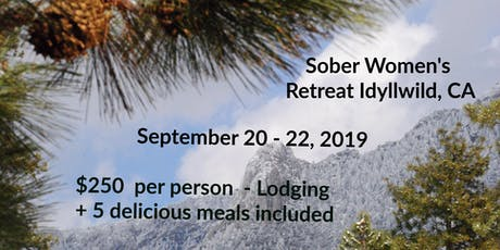 Sober Women's Retreat YogA A, Spiritual Recovery, Native American Traditions tickets