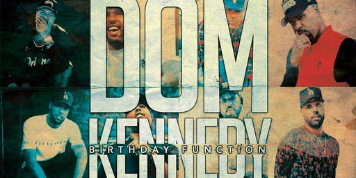 Dom Kennedy Birthday Celebration Produced by LA Function
