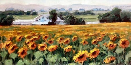 Painting in Oils and Acrylics: 4 pack-Wednesdays 12:30-3pm tickets