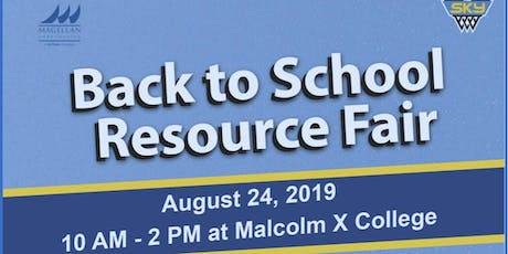 Back to School Resource Fair tickets