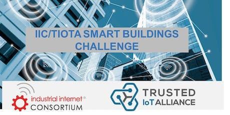 IIC/TIoTA Smart Buildings Challenge Tickets