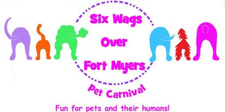 Six Wags Over Fort Myers Pet Carnival 2019 tickets
