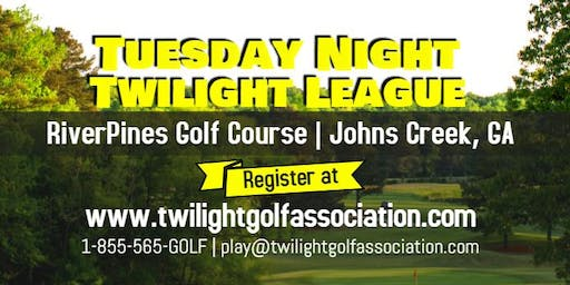 Tuesday Twilight League at RiverPines Golf Club
