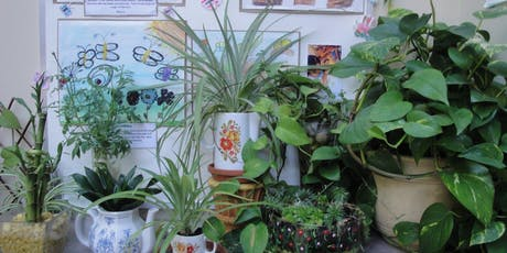 Your Containers, Our Plants, Our Kids' Classrooms  tickets