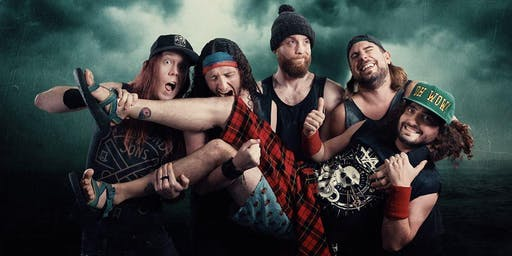 Alestorm, Aephanemer and Aiséiri
