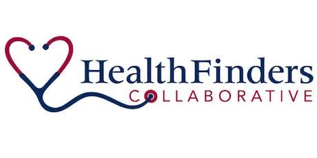 HealthFinders Groundbreaking Ceremony tickets