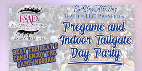 Heritage Classic Indoor Tailgate Day Party  9/13 & 9/14 tickets