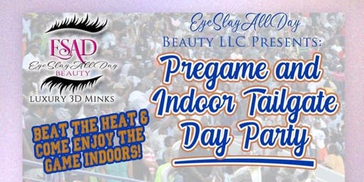 Heritage Classic Indoor Tailgate Day Party  9/13 & 9/14
