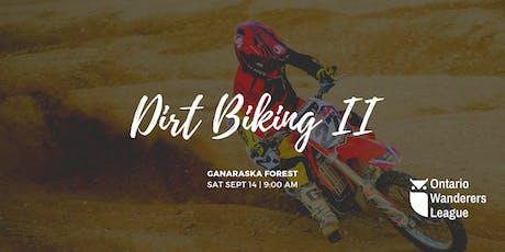 Dirt Biking 2019 II tickets