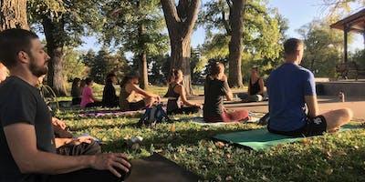 Gentle Sunset Yoga
