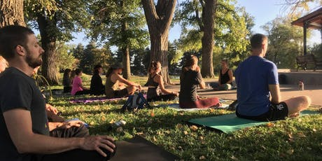 Gentle Sunset Yoga tickets