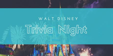 Disney Trivia Night tickets
