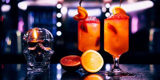 Mixology Class series - Halloween