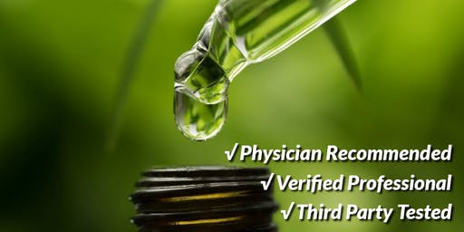 CBD Oil & Your Health. Featuring Dr. John Ciurash. Sponsored by RX3 Compounding Pharmacy.