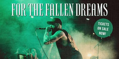 For The Fallen Dreams at The Stanhope House