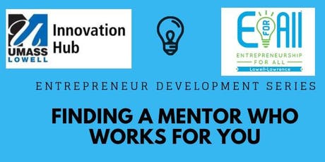 Mentor Match: Finding a Mentor Who Works For You tickets