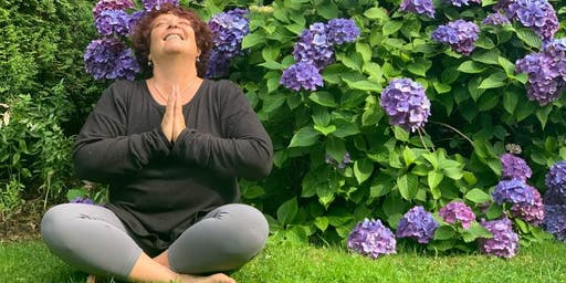 Slow Flow Yoga on the Farm with Sharon