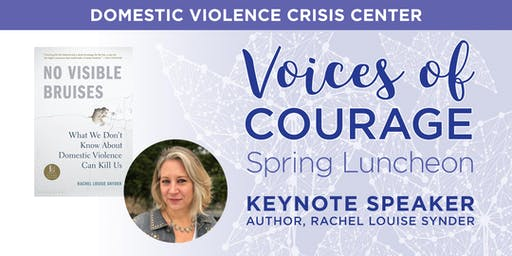 Voices of Courage Spring Luncheon 2020