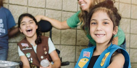 It's time to Sign Up for Your Girl Scout troop! tickets